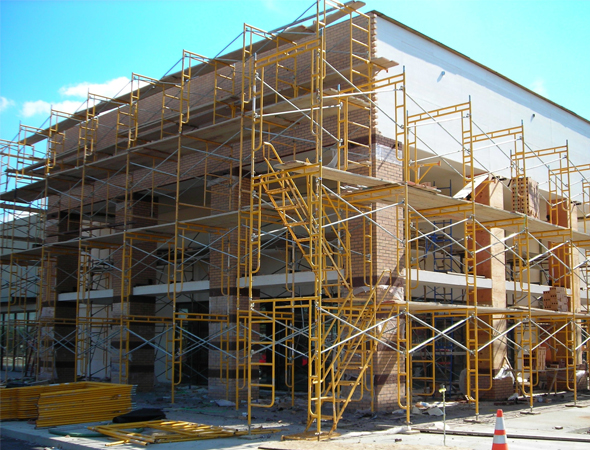 Commercial remodeling and renovation